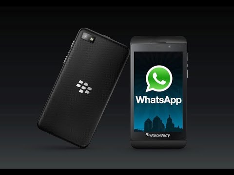 How To Continue Using Whatsapp On Blackberry