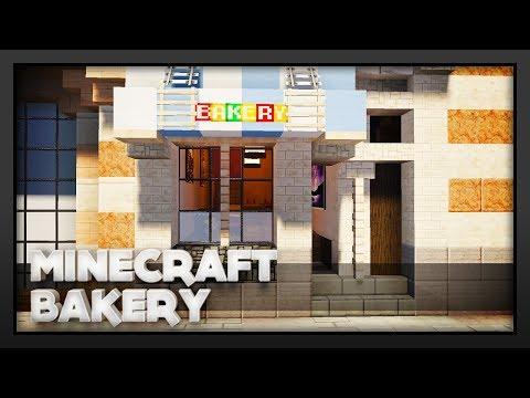 Minecraft - Bakery