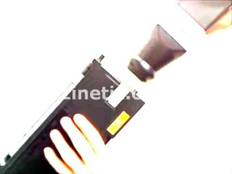 How to refill empty Dell E525W toner cartridges