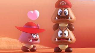 Super Mario Odyssey - All Goombette Locations