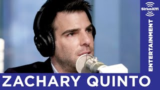 Zachary Quinto on Our Obsession With Eternal Youth