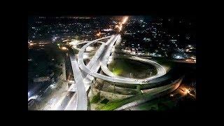 Aziz Chowk FlyOver Gujranwala Complete View
