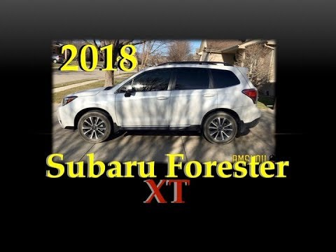 Subaru Forester XT 2018 - Tints, Clear Bra, a DIY project & Bull Bar??