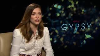 Sophie Cookson Interview GYPSY - Naomi Watts - NETFLIX - Kingsman 2