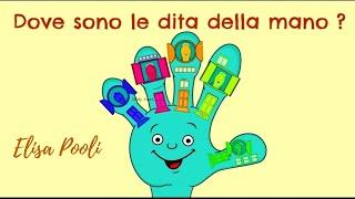 Elisa Pooli - Dove sono le dita della mano ? |  | Tratto dall
