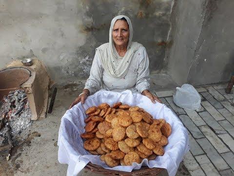 MOONG DAAL KACHORI prepared by my GRANNY   kachori recipe   Khasta Karari Moong Daal Ki Kachoriyan
