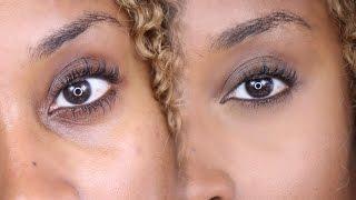 Cover Dark Circles/Deep Undereye Crease   Jackie Aina