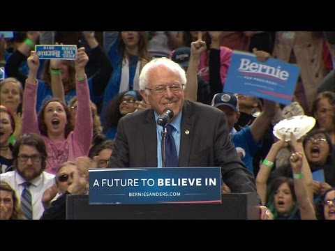 Bernie Wins Oregon, Loses Kentucky...Does Anything Change?