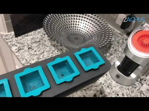 How To Use Rabbit Clear Ice Tray