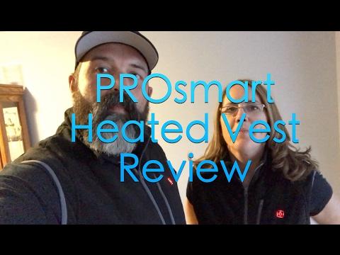 PROsmart Heated Vest Review