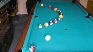 Trickshot: Artistic Pool Trick Shots Pt 2