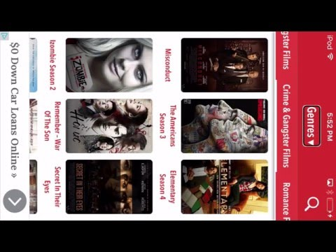 How to get cinema box for iPhone iPod and iPad any iOS virgin no jailbreak/no computer