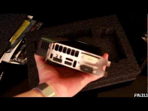 EVGA GTX 680 Classified 4GB Unboxing