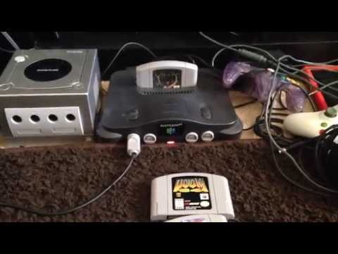 How to get Nintendo 64 games to work again using alcohol and without