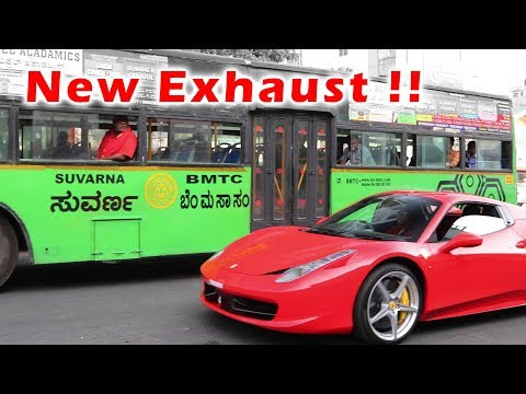 Xxx Mp4 LOUD Novitec Rosso Ferrari 458 HURT MY EAR In India 3gp Sex