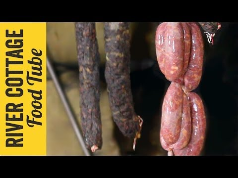 Make Your Own Chorizo Sausage | Steve Lamb