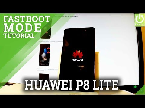How to Enter Fastboot Mode in HUAWEI P8 Lite - Quit HUAWEI Fastboot