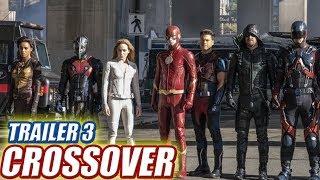 CRISIS ON EARTH-X - Trailer Extendido (Sub Español) The Flash / Arrow Crossover