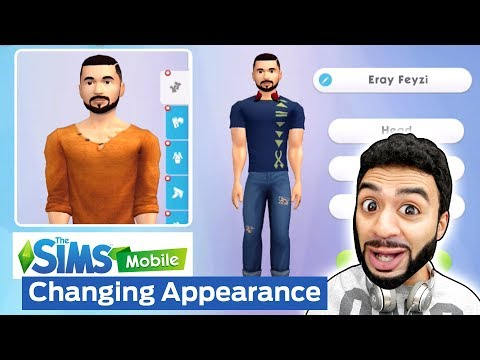 THE SIMS MOBILE UPDATE: BUYING NEW CLOTHES MAKEOVER!!! GAMEPLAY | Part #11