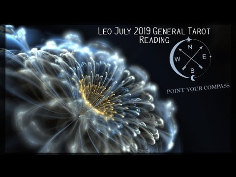 Leo July 2019 The ROSE COLORED GLASSES ARE OFF
