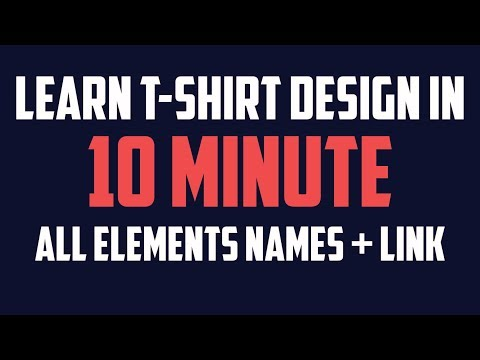 Learn T shirt Design In 10 minute - Teespring Auto Sell – Selling T Shirt Online 2017