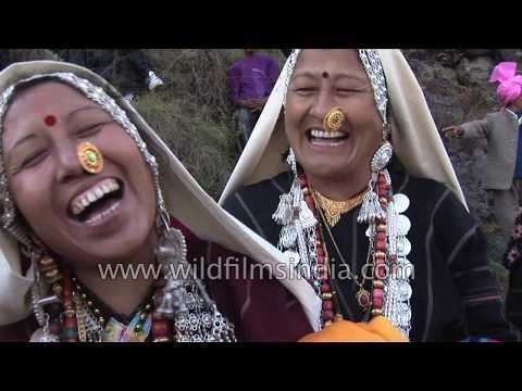 Kangdali Festival Uttarakhand