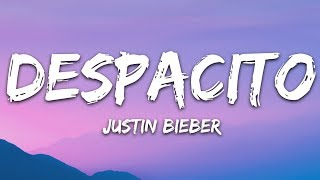 Justin Bieber – Despacito (Lyrics) 🎤 ft. Luis Fonsi & Daddy Yankee [Pop] Letra