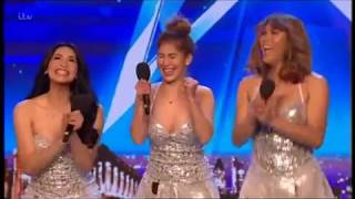 BGT 2018 AUDITIONS WK5 -  MIS TRES