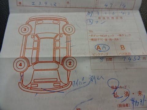 Parking Your Car at Narita Airport- Tokyo