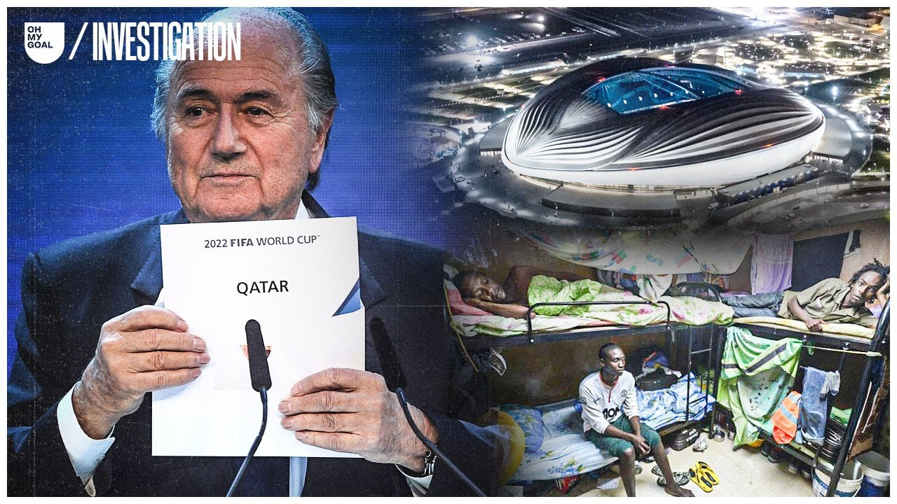Why is the 2022 World Cup in Qatar a disgrace? - INVESTIGATION