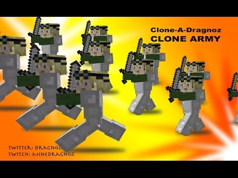 Create your own clone army in snapshot14w06 to 14w08