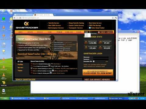 How to make a call of duty 2 dedicated server