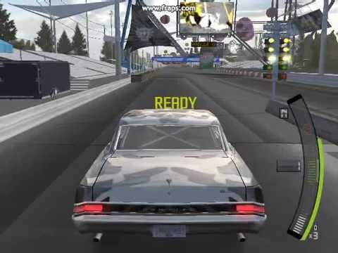 Need for Speed ProStreet Wheelie Races