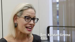 How Will Senators Kyrsten Sinema and Martha McSally Work Together in Washington?