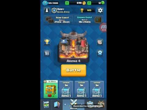 How to Have Two or More Accounts on Clash Royale Andriod