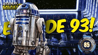 Let's Play Star Wars: Galaxy of Heroes - Episode 93: Turnin' It Around!