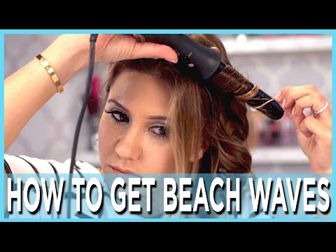 How To Get Perfect Beach Waves