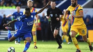 Leicester City 3-1 Crystal Palace All Goals & Highlights 22/10/16 (EPL 16/17)