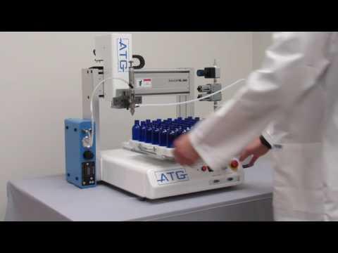 ATG Pharma RoboCAP Liquid Filler Demo Video