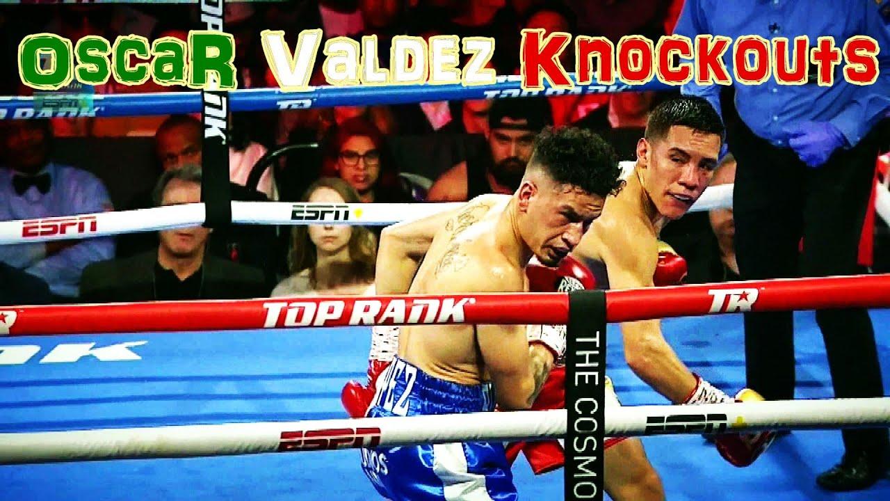 Oscar Valdez Highlights HD