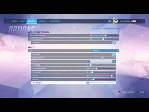 How to put short crosshairs NEW PATCH