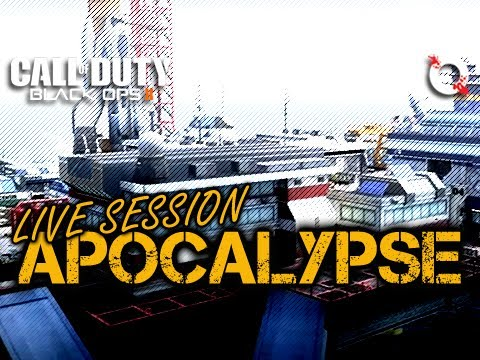 Apocalypse Live! TAKEOFF: Game 2 (CALL OF DUTY BLACK OPS 2)