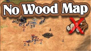 No Wood Map