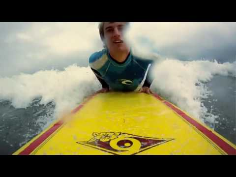 Learn how to surf with surf lessons from Muriwai Surf School