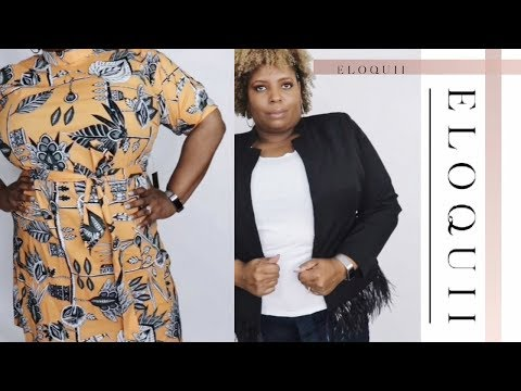 Eloquii Try On Haul- Plus Size