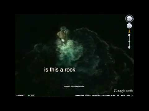 Did Someone Just Find A Sea Monster Using Google Earth