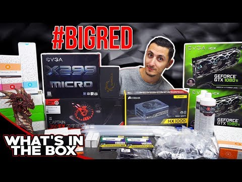 FINALLY Building Myself A Beast Water Cooled PC - EP 28