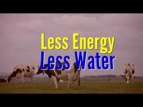 Chicago Dairy Show Sustainability Save Money Water PMO/FSMA Compliance