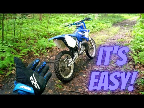 How To Ride A Dirt Bike (For Beginners)
