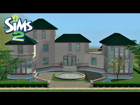 ♢ Traditional Mansion ♢ The Sims 2 ♢